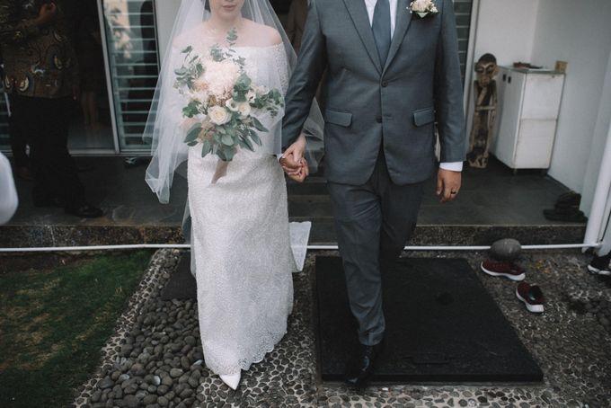 Redy & Bella Wedding by David Christover - 017