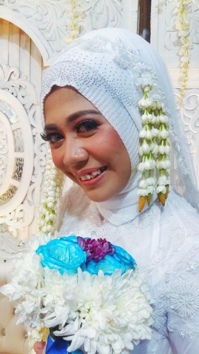 Bride Hand Bouquet by Flowpy Florist - 001