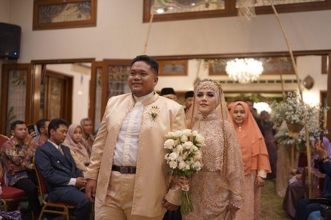TOPIK SUDIRMAN & SARAH SEKAR by SORA Wedding Organizer - 007