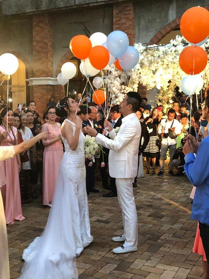 Martin & Allia Wedding - Cruise Ship by Canara Entertainment - 001