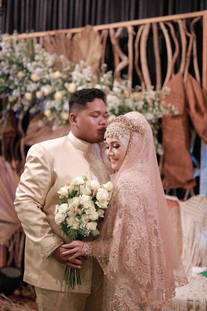 TOPIK SUDIRMAN & SARAH SEKAR by SORA Wedding Organizer - 012
