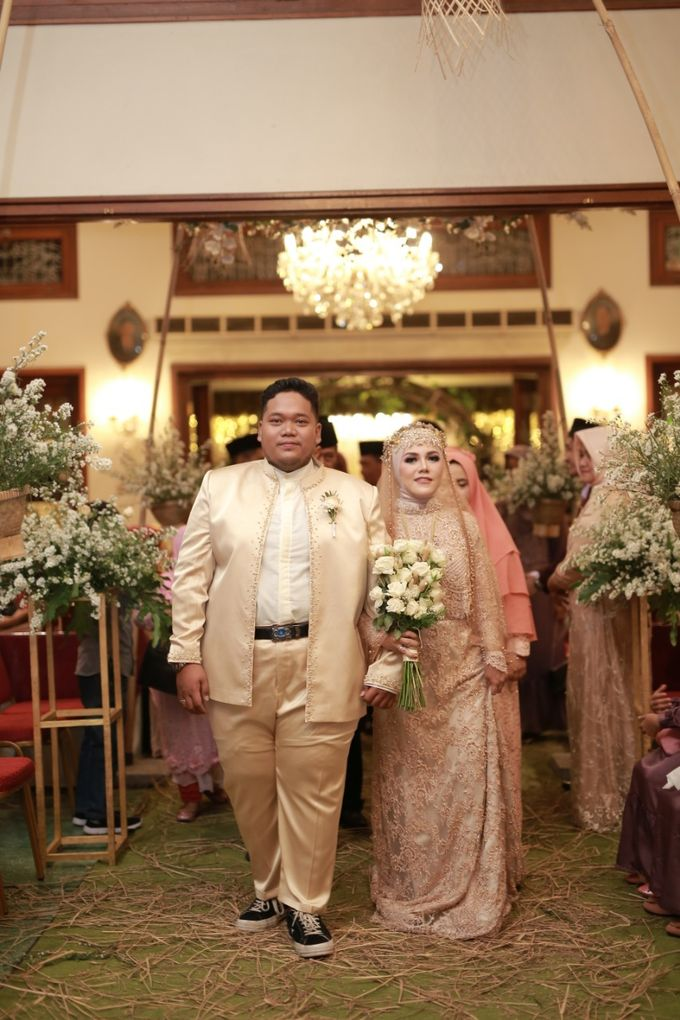 TOPIK SUDIRMAN & SARAH SEKAR by SORA Wedding Organizer - 009