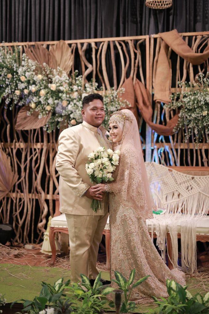 TOPIK SUDIRMAN & SARAH SEKAR by SORA Wedding Organizer - 011