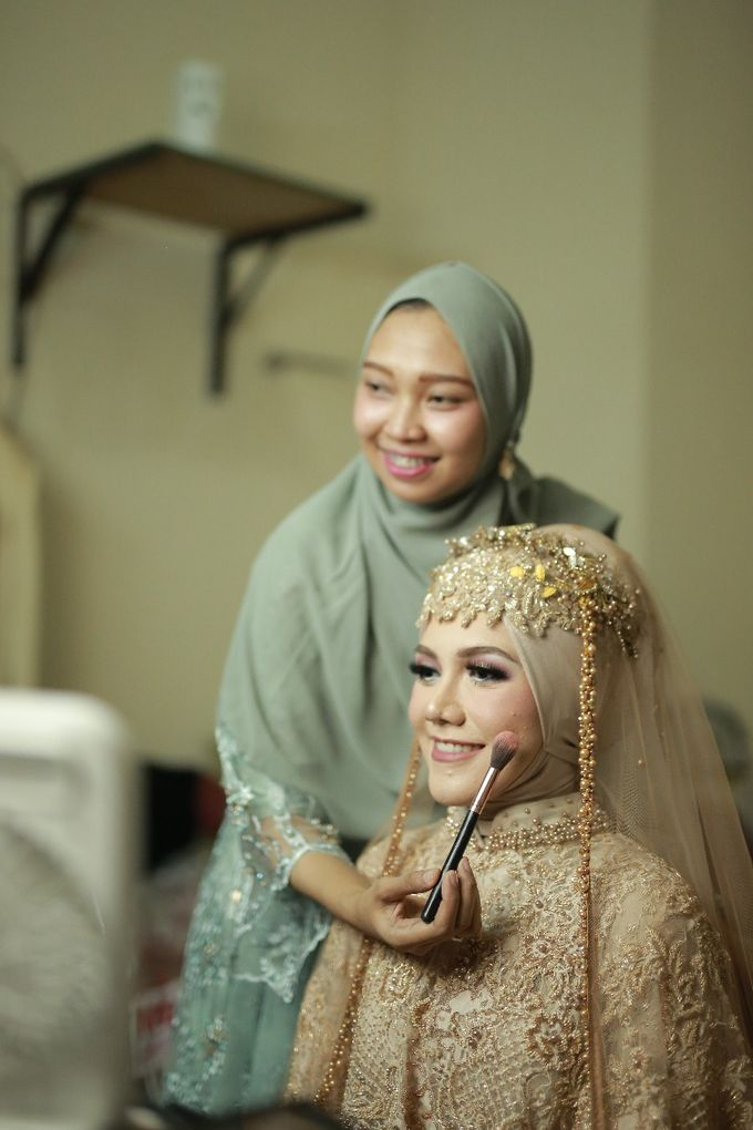 TOPIK SUDIRMAN & SARAH SEKAR by SORA Wedding Organizer - 008