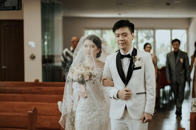 Calvin And Vania Wedding by DESPRO Organizer - 002