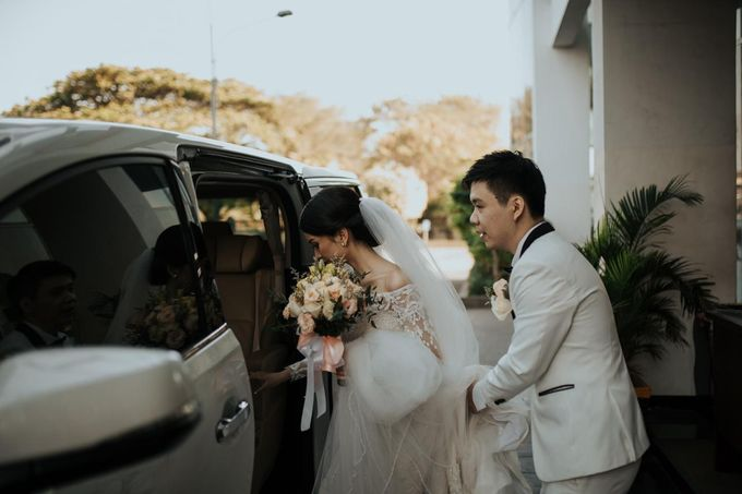 Calvin And Vania Wedding by DESPRO Organizer - 017