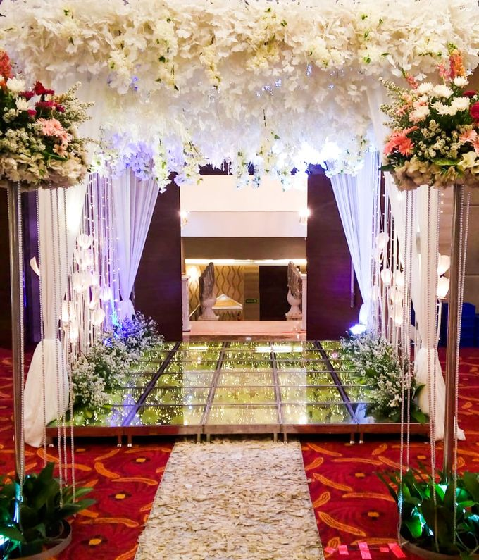 @Graha Mandiri Ballroom by Jevahrei (Menara BTN, Graha Mandiri, UNTAR) - 020