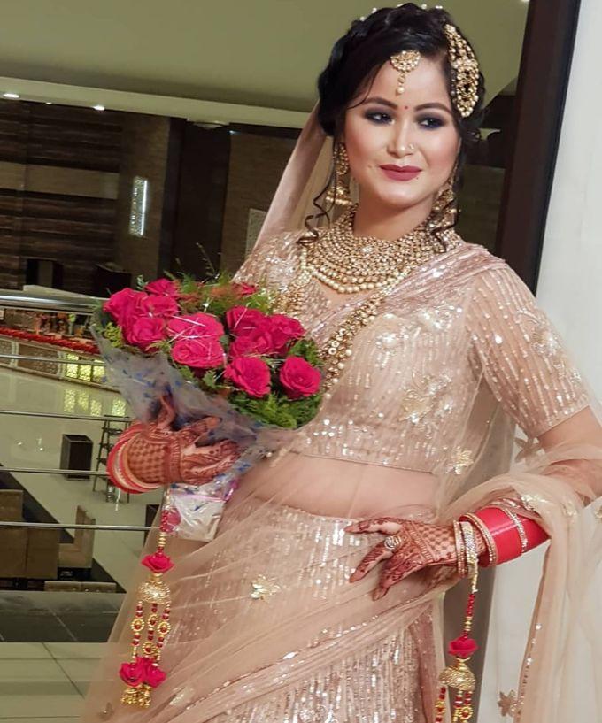 Shades Of Bridal makeups by Makeover By Garima Baranwal - 006