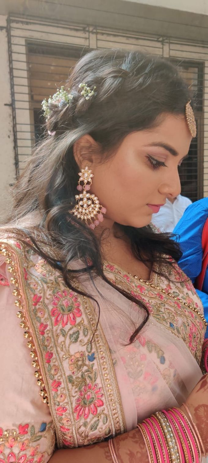 Bridal Portfolio by Magical Makeovers By Divvya - 015