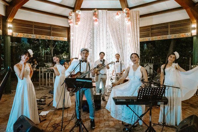 Martin & Allia Wedding - Cruise Ship by Canara Entertainment - 003