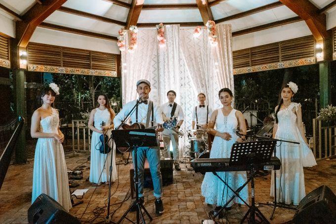 Martin & Allia Wedding - Cruise Ship by Canara Entertainment - 002