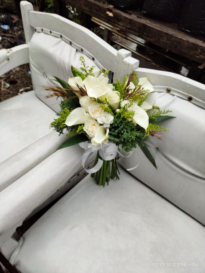 Wedding Bouquet by Bougenville Decoration - 015