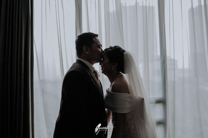 happy Wedding day marcia by D BRIDE - 004