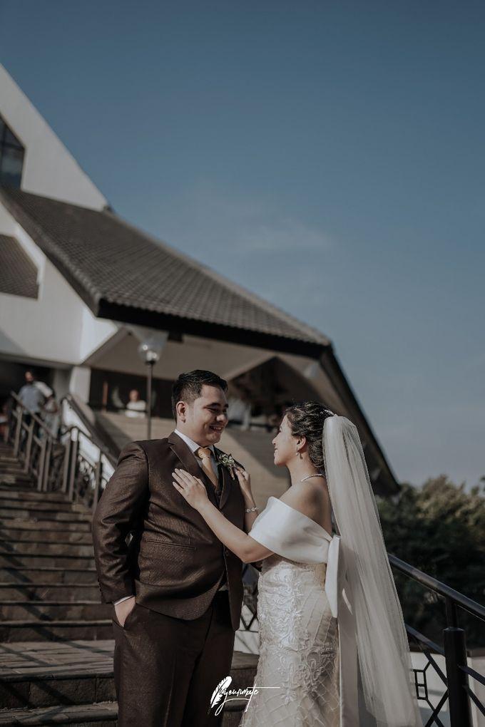 happy Wedding day marcia by D BRIDE - 009