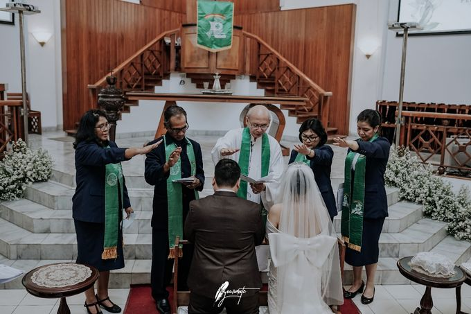 happy Wedding day marcia by D BRIDE - 013