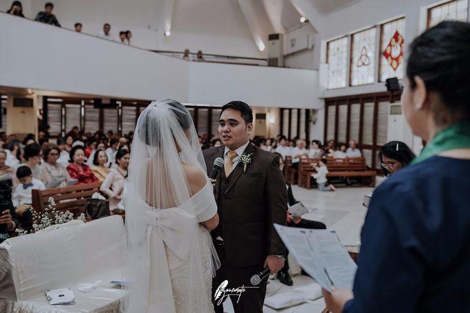 happy Wedding day marcia by D BRIDE - 008