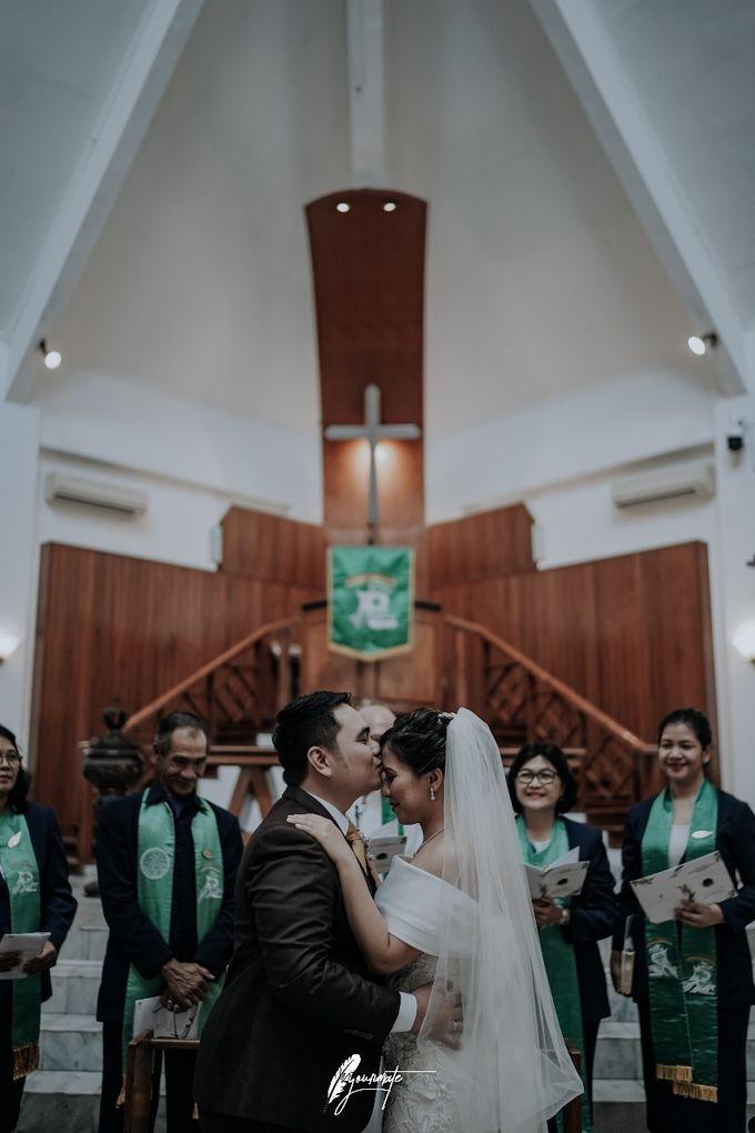happy Wedding day marcia by D BRIDE - 010