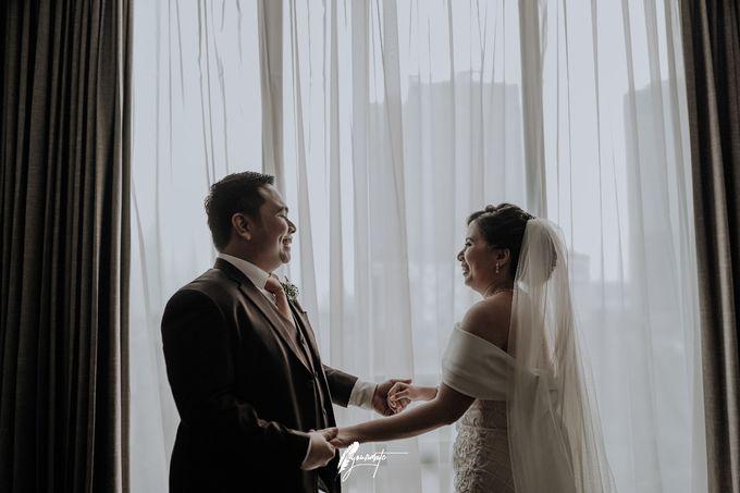 happy Wedding day marcia by D BRIDE - 006