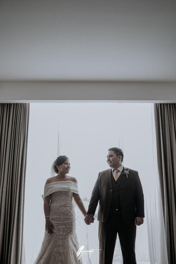 happy Wedding day marcia by D BRIDE - 005
