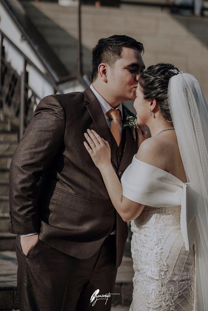 happy Wedding day marcia by D BRIDE - 007