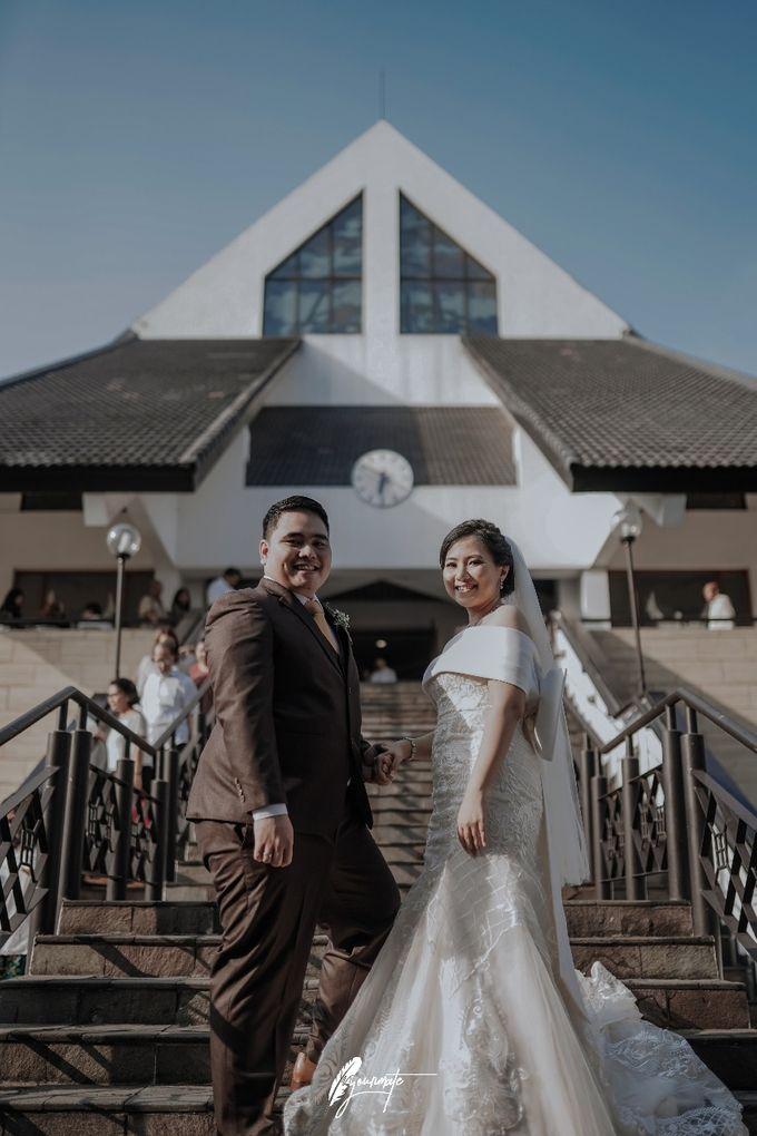 happy Wedding day marcia by D BRIDE - 003