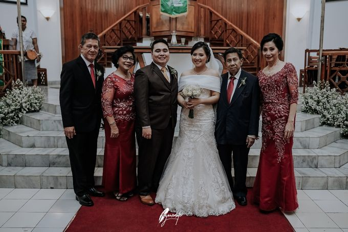 happy Wedding day marcia by D BRIDE - 016