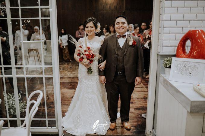 happy Wedding day marcia by D BRIDE - 020