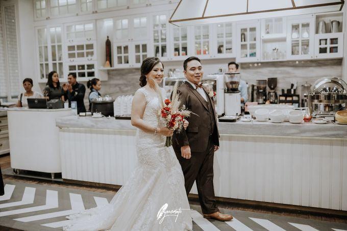 happy Wedding day marcia by D BRIDE - 011