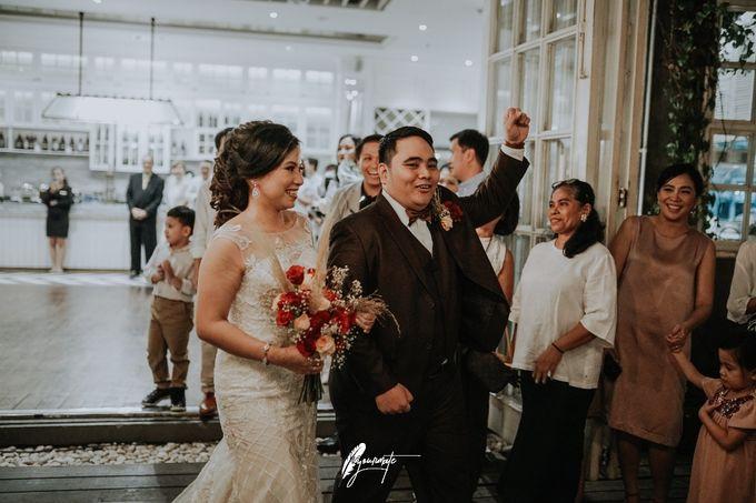 happy Wedding day marcia by D BRIDE - 015