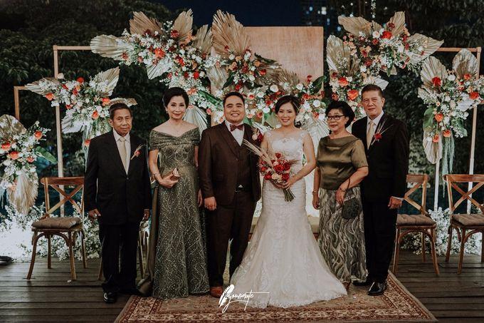 happy Wedding day marcia by D BRIDE - 019