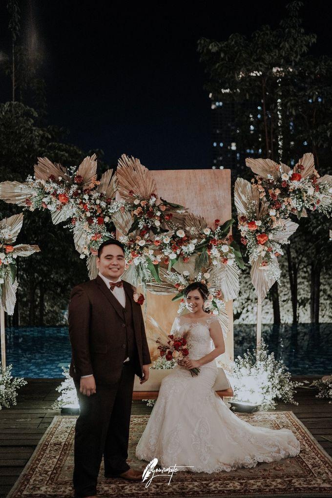 happy Wedding day marcia by D BRIDE - 017