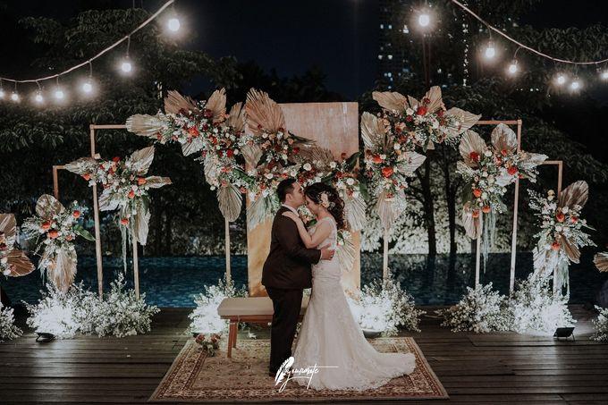 happy Wedding day marcia by D BRIDE - 018