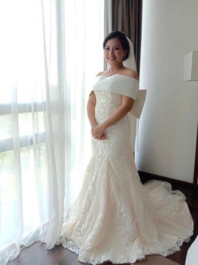 happy Wedding day marcia by D BRIDE - 002