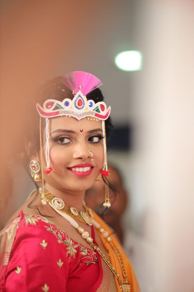Bridal Portfolio by Magical Makeovers By Divvya - 009