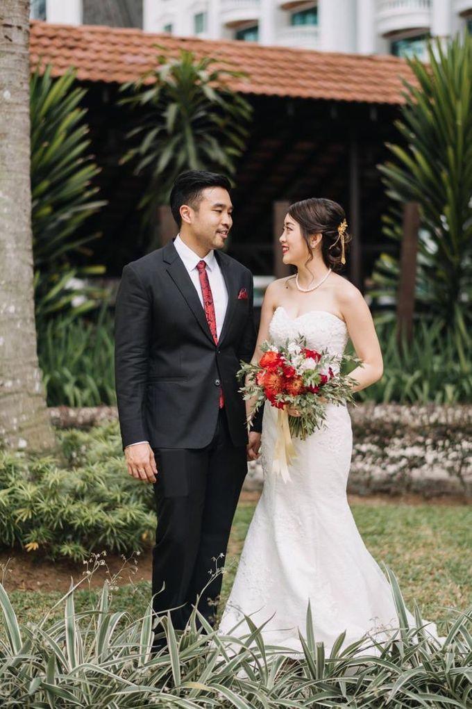 Wedding Decoration : Elegant and Dreamy by Florist By HaejaBudiman - 011
