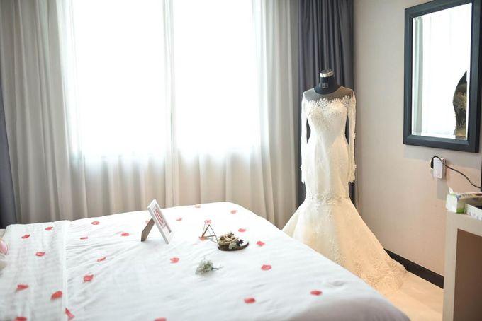 From the wedding Edgar & Brigitta by D BRIDE - 007
