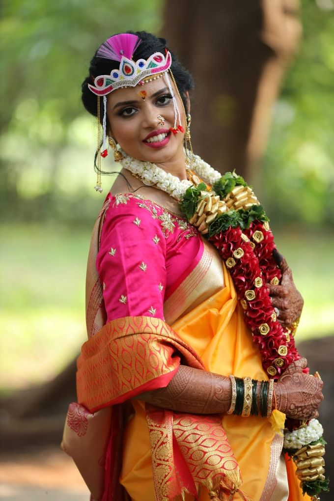 Bridal Portfolio by Magical Makeovers By Divvya - 041