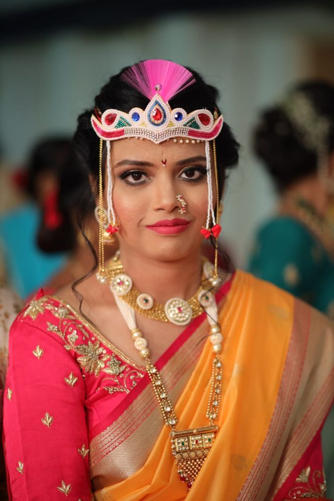 Bridal Portfolio by Magical Makeovers By Divvya - 037
