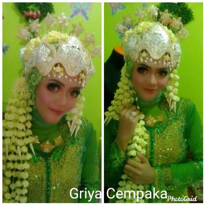 Jasa rias pengantin by Griya cempaka jasa rias pengantin - 005