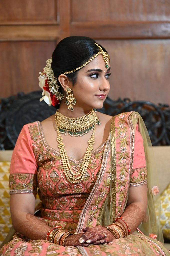 Bridal Portfolio by Magical Makeovers By Divvya - 040