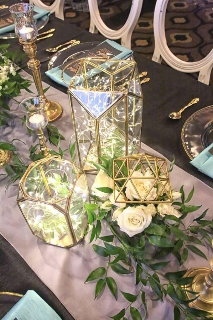 Wedding Decoration : FairyLights Concept by Florist By HaejaBudiman - 001