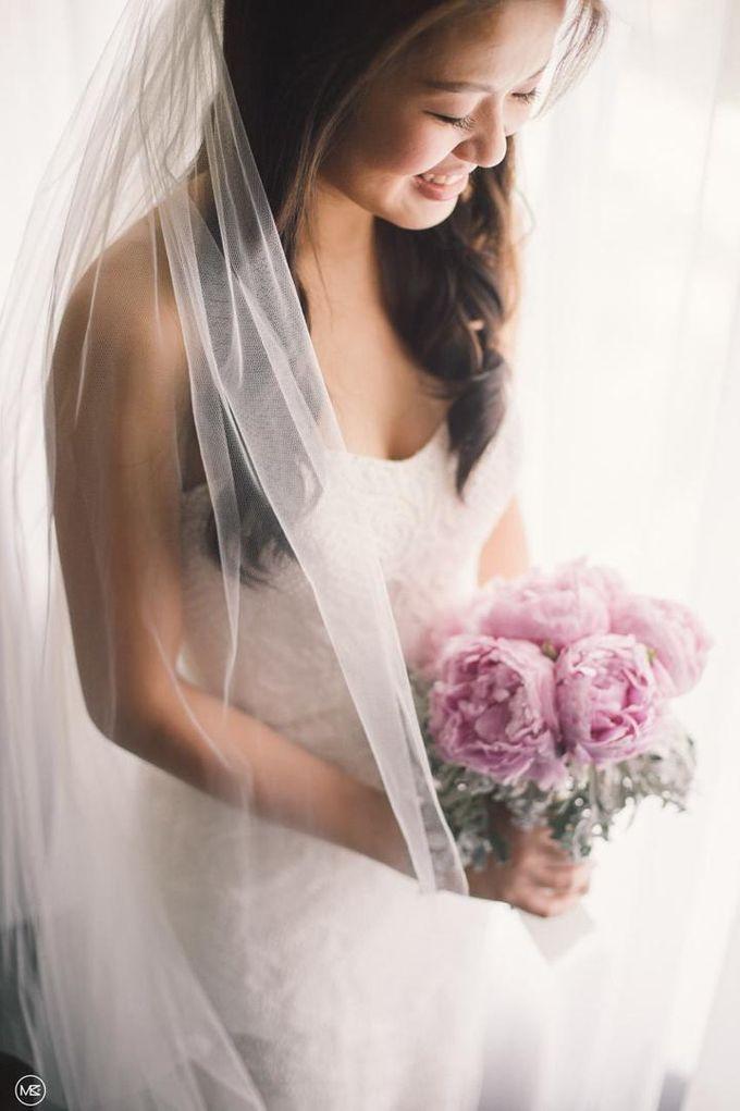 Wedding Decoration : Simple Elegant by Florist By HaejaBudiman - 002