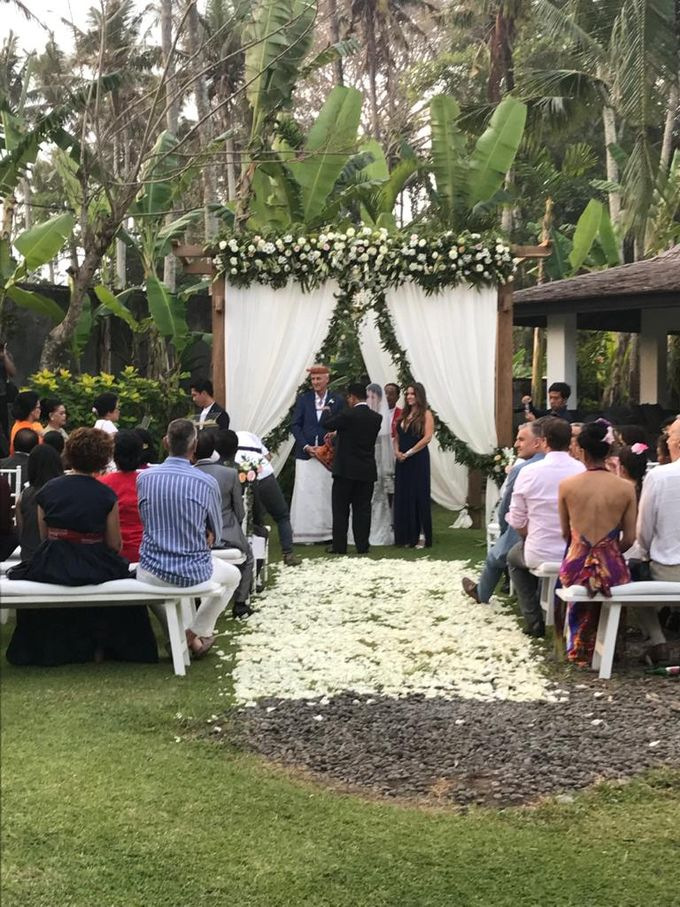 Indira & Jean Wedding by Balishanti Consulting - 001