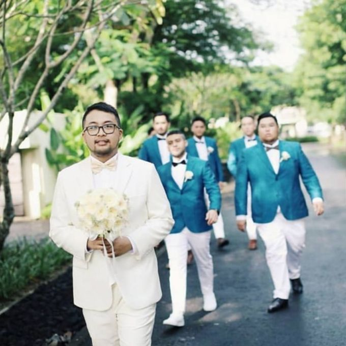 Mr. Yonathan's Wedding by Ansella Tailor - 001