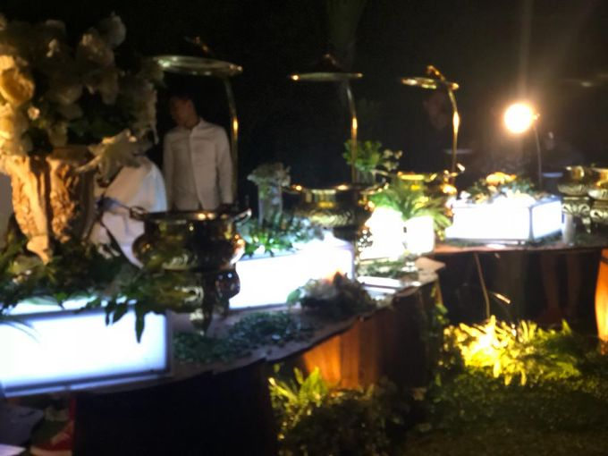 Outdoor Wedding by Dirasari Catering - 005