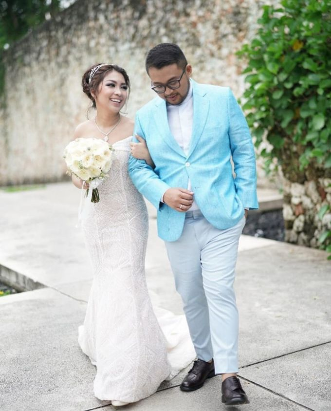 Mr. Yonathan's Wedding by Ansella Tailor - 004