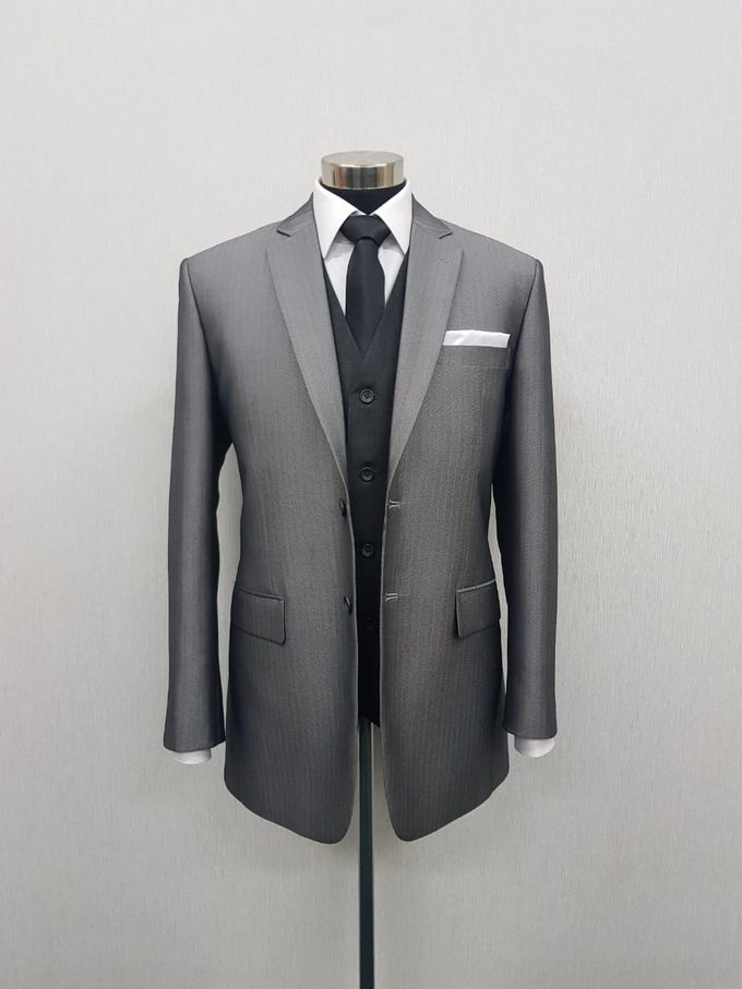 1 Set Formal Suit by Ansella Tailor - 001