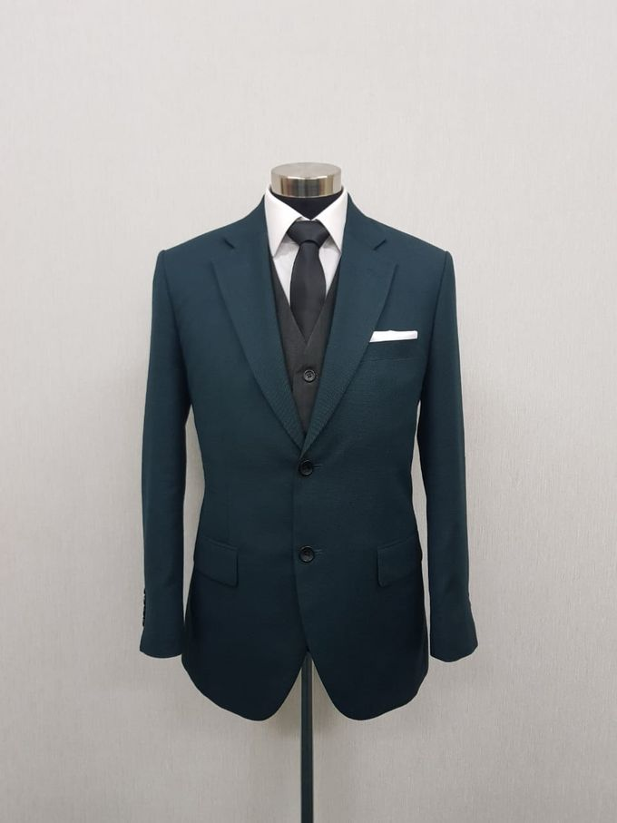 1 Set Formal Suit by Ansella Tailor - 003