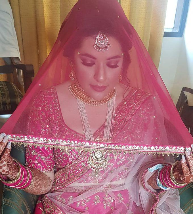 Shades Of Bridal makeups by Makeover By Garima Baranwal - 032