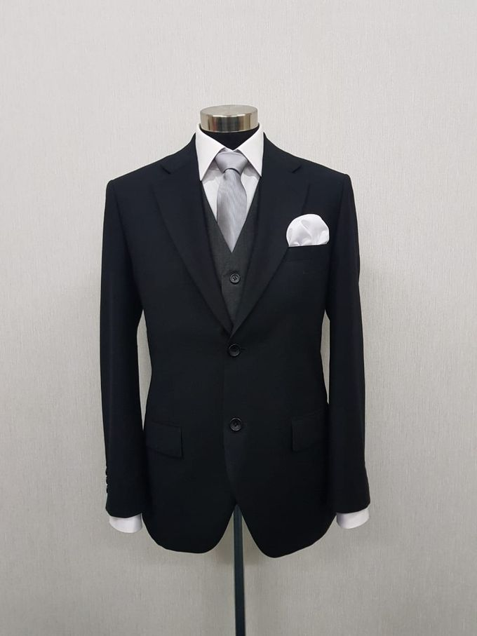 1 Set Formal Suit by Ansella Tailor - 002